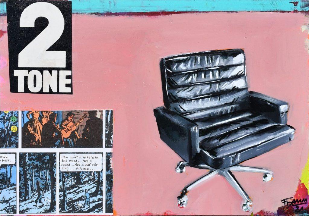 Frank Damm 2 Tone