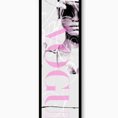 Andre Janssen Vogue 1965 - 67 pink