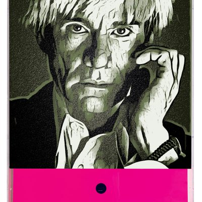 André Janssen – Warhol On The Moon (Grey-Green)
