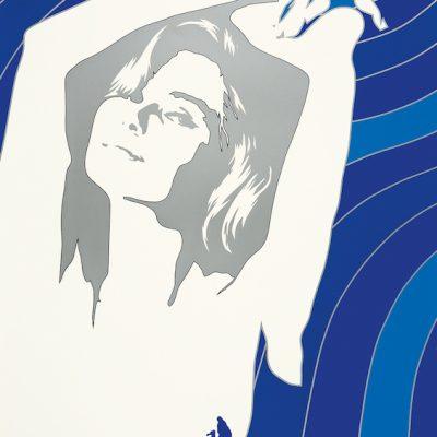Werner Berges Mit blau